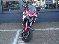 USED 2014 14 DUCATI MULTISTRADA  1200 S PIKES PEAK MINT BIKE TERMI CAN
