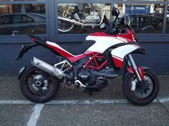 View our DUCATI MULTISTRADA