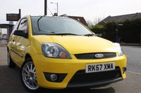 2007 FORD FIESTA 1.6 ZETEC S 30TH ANNIVERSARY LTD 3d 100 BHP £4495.00