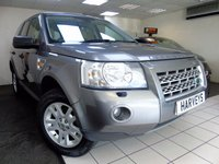 USED 2007 07 LAND ROVER FREELANDER 2.2 TD4 XS 5d 159 BHP
