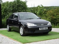 USED 2006 56 FORD MONDEO 2.0 TDCi SIV LX 5dr FSH AIR CON CD PLAYER CRUISE