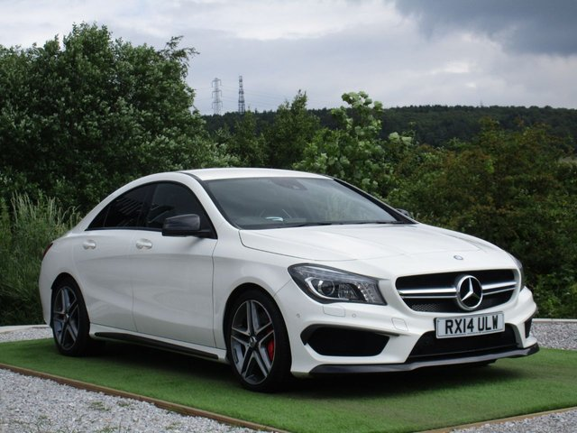 View our MERCEDES-BENZ CLA CLASS