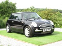USED 2001 51 MINI HATCH ONE 1.6 One 3dr FSH ALLOYS AIR CON CD PLAYER