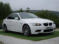 USED 2012 12 BMW M3 4.0 V8 DCT 2dr FSH SAT NAV BTOOTH LEATHER