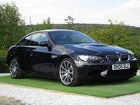 USED 2008 08 BMW M3 4.0 V8 2dr FBMWSH SAT NAV BTOOTH XENONS