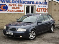 USED 2004 53 AUDI A6 1.9 TDI SE 5dr (CVT) FSH CRUISE CD PLAYER CLIMATE