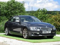 USED 2012 62 BMW 3 SERIES 3.0 335i Modern 4dr FSH SAT NAV BTOOTH LEATHER