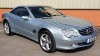 2003 MERCEDES-BENZ SL 5.0 SL500 2d AUTO 302 BHP £7995.00