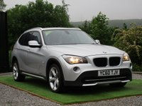 USED 2010 60 BMW X1 2.0 18d SE xDrive 5dr FSH 4 WHEEL DRIVE BTOOTH