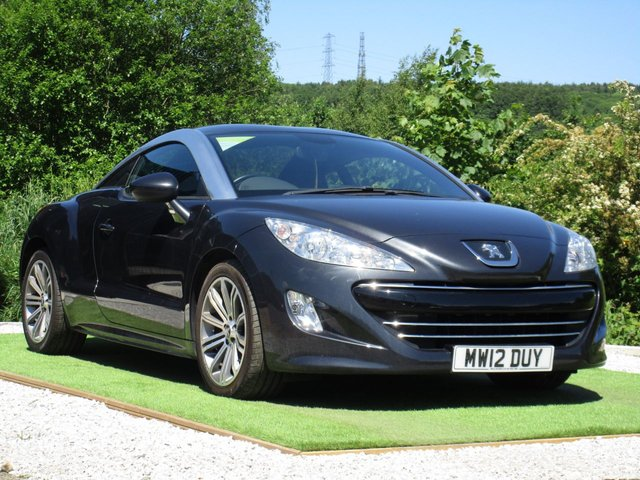 Used Peugeot Rcz cars in Huddersfield from Bella Cars