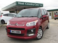 USED 2013 13 CITROEN C3 PICASSO 1.6 PICASSO VTR PLUS HDI 5d 91 BHP Check out our 5* Reviews!