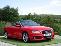 USED 2011 11 AUDI A5 2.0 TFSI S Line 2dr FSH XENONS HTD LEATHER