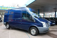 USED 2011 61 FORD TRANSIT 2.2 TDCi 280 SWB MEDIUM ROOF VAN DURATORQ Very nice Van Finance Available