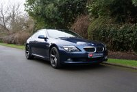 USED 2008 58 BMW 6 SERIES 3.0 635D SPORT 2d AUTO 282 BHP