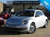 USED 2012 62 VOLKSWAGEN BEETLE 1.4 DESIGN TSI 3d 158 BHP Check out our 5* Reviews!