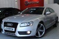 2010 AUDI A5 SPORTBACK 3.0 TDI QUATTRO SE 5d 240 BHP £9483.00