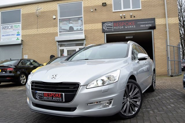 2012 12 PEUGEOT 508 GT SW HDI 2.2 AUTOMATIC 200 BHP