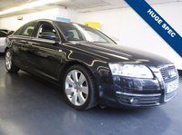 USED 2005 05 AUDI A6 3.1 FSI QUATTRO SE 4d AUTO 255 BHP HUGE SPEC, FULL FULL SERVICE HISTORY PRESENTED IN EXCELLENT CONDITION