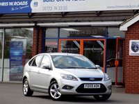 USED 2010 59 FORD FOCUS 1.8 ZETEC 5d 125 BHP * Low Miles Great Value *