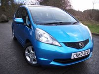 USED 2011 60 HONDA JAZZ 1.3 I-VTEC ES 5d 98 BHP      ** SUPERB THROUGHOUT **