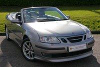 2006 SAAB 9-3 2.0 AERO T 2d 210 BHP £4250.00