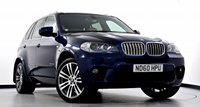 USED 2010 60 BMW X5 3.0 40d M Sport xDrive 5dr Auto  **Media Pack, Powered Boot**