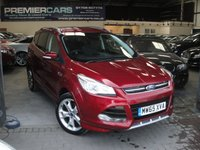 USED 2015 65 FORD KUGA 2.0 TITANIUM SPORT TDCI 5d 177 BHP AMAZING CAR AMAZING VALUE MUST BE SEEN