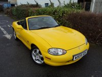USED 2000 MAZDA MX-5 1.6 CALIFORNIA 2d 109 BHP