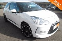 USED 2013 63 CITROEN DS3 1.6 E-HDI DSTYLE PLUS 3d 90 BHP GREAT LOOKING CAR