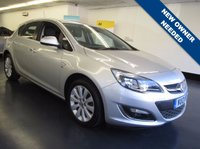 USED 2013 13 VAUXHALL ASTRA 1.6 SE 5d 113 BHP FULL VAUXHALL SERVICE HISTORY, ONLY ONE PREVIOUS OWNER