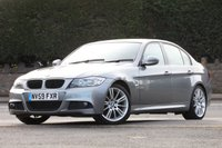USED 2010 59 BMW 3 SERIES 2.0 318I M SPORT BUSINESS EDITION 4d 141 BHP Full Service History