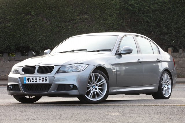 2010 59 BMW 3 SERIES 2.0 318I M SPORT BUSINESS EDITION 4d 141 BHP