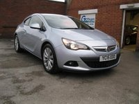 USED 2015 15 VAUXHALL ASTRA GTC 1.4T 16V SRi 3dr Only 3500mls
