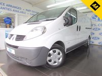 USED 2012 12 RENAULT TRAFIC 2.0 LL29 DCI S/R 1d 115 BHP
