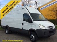 2008 IVECO-FORD DAILY