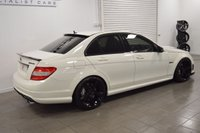 USED 2011 11 MERCEDES-BENZ C 63 AMG 6.2 AMG 4d AUTO 451 BHP **FULL HISTORY** **FULL SERVICE HISTORY**
