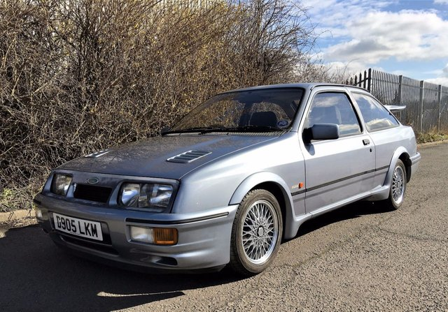 View our FORD SIERRA COSWORTH