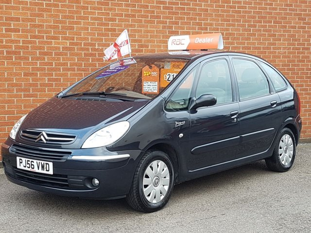 2006 56 CITROEN XSARA PICASSO 1.6 PICASSO EXCLUSIVE 16V 5d TOP SPEC