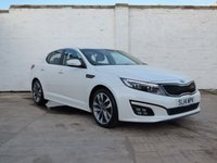 USED 2014 14 KIA OPTIMA 1.7 CRDI 2 ECODYNAMICS SAT NAV REV CAMERA BLUETOOTH