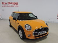 USED 2014 64 MINI HATCH ONE 1.2 ONE 3d 101 BHP