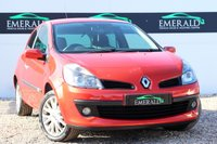 USED 2007 07 RENAULT CLIO 1.6 DYNAMIQUE S 16V 3d 111 BHP GREAT VALUE, FULL SERVICE HISTORY, 12 MONTHS MOT, AA WARRANTY INCLUDED