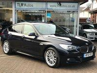 2013 BMW 5 SERIES 530D M SPORT GRAN TURISMO 5d AUTO 255 BHP £19995.00