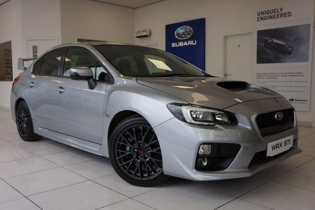 2018 Subaru Wrx Sti Wrx Sti Type Uk 4 Door 31 000