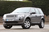USED 2011 11 LAND ROVER FREELANDER 2.2 TD4 GS 5d 150 BHP 1 Gent Owner