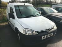 USED 2008 58 VAUXHALL ASTRA 1.2 1700 CDTI 1d 73 BHP WE HAVE 3 OF THESE LOVELY VAUXHALL ASTRA COMBO VANS AVAILABLE WITH VARIOUS MILES ON THE CLOCK, ALL ARE IN GOOD CONDITION, IF YOU ARE INTERESTED IN ONE PLEASE EITHER POP DOWN TO CROSS KEYS GARAGE OR GIVE US A CALL ON 01823 337835 AND ONE OF ARE SKILLED SALES TEAM WILL HAPPILY ASSIST YOU.  , FULL SERVICE HISTORY, RADIO/CD, POWER STEERING, CENTRAL LOCKING, ALARM, MANUAL WINDOWS, SLIDING SIDE DOOR, ROOF RAILS WITH TUBE FOR STORING VARIOUS DIFFERENT BITS, 12V POWER SOCKET, DRIVERS AIR-BAG, CLOTH INTE
