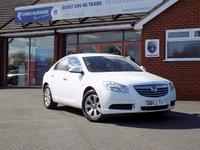 USED 2013 62 VAUXHALL INSIGNIA 2.0 CDTi SE 5dr (130) *ONLY 9.9% APR with FREE Servicing*