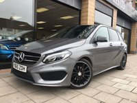 USED 2015 65 MERCEDES-BENZ B CLASS 1.5 B 180 D AMG LINE PREMIUM 5d 107 BHP ULTRA CLEAN EURO 6 ENGINE ULEZ COMPLIANT