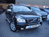 USED 2012 12 VOLVO XC90 2.4 D5 SE LUX AWD 5d AUTO 200 BHP AMAZING VALUE DRIVES LIKE A DREAM