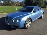 USED 2005 05 BENTLEY CONTINENTAL 6.0 GT 2DR PERFECT CONDITION LOW MILEAGE GT WITH FSH...MUST BE SEEN!!!!!!!!!!