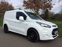 2016 FORD TRANSIT CONNECT 1.6 200 MV SPORT EDITION 19